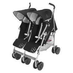 Maclaren Twin Techno-Black (New) The Maclaren Twin Techno is suitable from birth to around 4 years and is perfect for infant/toddler combinations as well as twins. Featuring a new infant system with head and foot barrier, lightweight http://www.MightGet.com/march-2017-1/maclaren-twin-techno-black-new-.asp