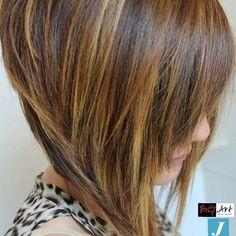 Hair Inspo by @haircenterbigart, 22 likes