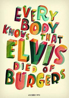 Elvis by Sami Viljanto