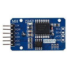 SODIAL(R) Minuscule DS3231 AT24C32 Module I2C precision Horloge en temps reel Module Pour Arduino: Cet article SODIAL(R) Minuscule DS3231…