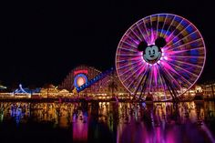 Come on over to Paradise Pier!!! #Disneyland #disney #californiaadventure #mickeymouse #mickey #mickeysfunwheel #californiascreamin #paradise #paradisepier #toystory #toystorymania #disneylandtoday @disneylandtoday @disneyland by ethan_vids
