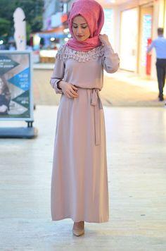 Trendy Ideas For Style Fashion Hijab Rok Abaya Fashion, Muslim Fashion, Modest Fashion, Trendy Fashion, Fashion Outfits, Fashion Muslimah, Trendy Style, Style Fashion, Fashion Ideas