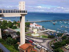 Elevador Lacerda - Salvador - Bahia - Brasil