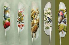 Feather Art   Ian Davie | inspiration
