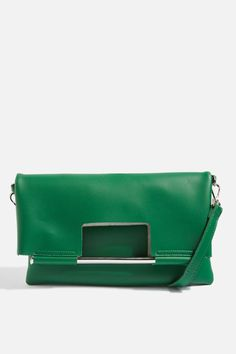 Discover the latest in women's fashion and new season trends at Topshop. Clutch Bag, Bag Accessories, Buy Now, Purses And Bags, Asos, Topshop, Handle, Metal, Workwear