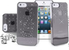 Per tutti quelli che hanno sopportato le lunghissime file per aggiudicarsi uno dei primi iPhone 5 o, perchè no, per tutte le fashion victim più esigenti, ecco le nuove cover con Swarovski presentate dall'azienda Puro.