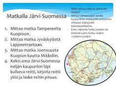 OpenIdeat: Järvi-Suomi Helsinki, Geography, Science, Chart, Kids, Young Children, Boys, Children, Boy Babies