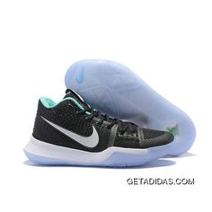 pretty nice d359c 3029c New Nike Kyrie 3 Black Silver Aqua White Basketball Shoes Top Deals, Price    99.88 - Adidas Shoes,Adidas Nmd,Superstar,Originals