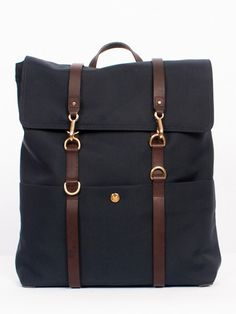 Mismo Navy Backpack