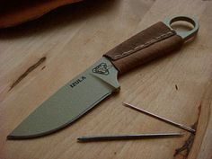 RAT Cutlery knives... amazing.