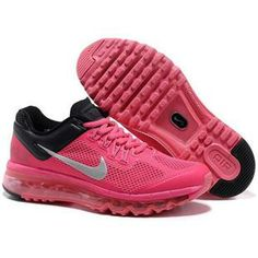 http://www.asneakers4u.com/ Cheap nike air max 2013 for womens shoes pink black size 35 39 Sale Price: $68.90
