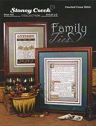Book 432 Family Ties – Stoney Creek Online Store