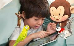 """Get your kids reading on the iPad with these 10 book collection apps. Don't let the long summer holiday cause """"brain drain"""". Most applications are affordable, some are free or come with free additional books."""