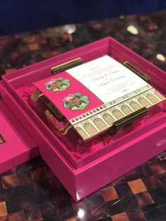 We offer wide range of Luxury Indian wedding card, designer Invitation cards, Personalized Gifts for all occasion. Indian Wedding Invitation Cards, Box Wedding Invitations, Wedding Invitation Card Design, Indian Wedding Invitations, Card Box Wedding, Invitation Ideas, Wedding Ideas, Invites, Wedding Stationary
