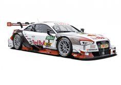 Red Bull Audi RS 5 DTM #5 (Audi Sport Team Abt Sportsline), Mattias Ekström – Sondern-Design Norisring (Grafik: Audi)