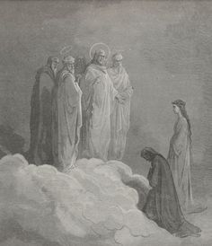 The Heaven of the Fixed Stars Gustave Doré - The Divine Comed