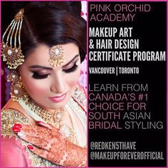 fabulous vancouver wedding --VANCOUVER IS OFFICIALLY SOLD OUT--- Class begins next week! Congrats to our students that have enrolled! TORONTO, are you ready!?! 5 more weeks until our Hair and Makeup Certificate Program begins! There are only a few seats remaining! TORONTOFeb 29th to March 8th 2016 During our intense Makeup Art & Hair Design Certificate Students Program, we watch our students grow and it makes us so proud! We watch our students brushstrokes transform, first from unsure...