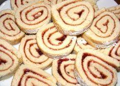 Desať receptov na sladké rolády: makové, orechové, čokoládové alebo aj bez múky - Žena SME Cookies, Desserts, Crack Crackers, Tailgate Desserts, Deserts, Cookie Recipes, Postres, Dessert, Biscotti