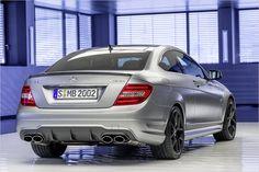 1º lugar: 507 hp Mercedes C 63 AMG Coupé Edição 507