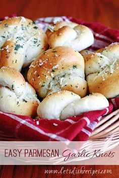 Usually, I'm pretty good at practicing restraint when it comes to things like bread and dinner rolls. Except when I make these Parmesan Garlic Knots.  Honestly, I don't know what it is, but I cannot stop! They're just so buttery, and garlicky, and Parmesan cheesy. And there is probably something in that biscuit dough too!...Read More