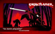 Draw Slasher by Mass Creation Apk - Apkgalaxy Darth Vader, Draw, Movie Posters, Movies, Fictional Characters, Film Poster, Films, To Draw, Drawings
