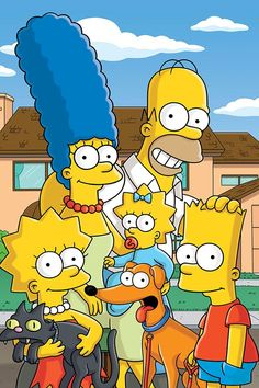 Simpsons wallpaper images pictures download