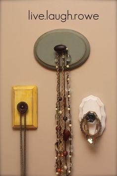 DIY Jewelry Holders