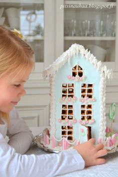 from the board 'Christmas in Blue...' with No Pin LImits. Click here to go to the board: https://www.pinterest.com/annesminis/christmas-cottage-in-blue/