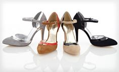 Groupon - $ 44.99 for Charles David Color-Block Pumps ($ 125 List Price). Multiple Options Available. Free Shipping and Returns. in Online Deal. Groupon deal price: $44.99