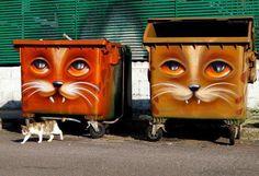 Cat from Berlin, Germany