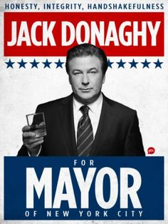 Jack Donaghy // Is it bad that my first two pins on the managerial inspiration board are fictional characters on NBC?