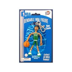 Boston Celtics BENDOS bendable Keychain