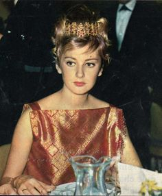 royalwatcher:  Paola, Princess of Liege and later Queen Consort of Belgium, 1962