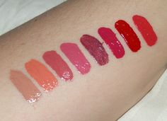 London Beauty Queen: Rimmel London: Apocalips lip laquer. They really do show up this great!