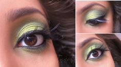 Tinkerbell inspired make up look, on my Blog ! <3  http://www.tavietale.de/tinkerbell-2/