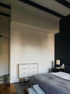 Gravity Home: Attic Apartment in Brooklyn