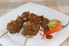 Sate Bumbu kacang http://aqiqah-anakjepara.com/catering.html