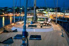 Luxury Yacht Charter Gitana in Greece. http://www.aegean-luxury.com/yachts-for-charter/sailing-yachts/sy-gitana/