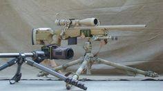 Sniper & Spotter Set-up