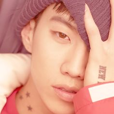 "Anthony ""AJ"" Hahn (Rapper, Singer: Jay Park)"