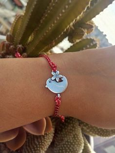 Excited to share this item from my shop: Bird bracelet Martis bracelet March bracelet Red white bracelet Evil eye bracelet Spring jewelry Greek traditional bracelet Martaki Martisor Red String Bracelet, Anklet Designs, Bird Jewelry, Evil Eye Bracelet, Bracelet Making, Friendship Bracelets, Gifts For Women, Handmade Jewelry, Eye Candy
