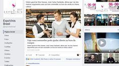 #vinhos #vinhosportugueses #educaçãovínica #cursovinhos #expovinis2016 #scancio #scancionare - José Carlos Santanita, diretor da Wine Senses em entrevista para a Fan Page da EXPOVINIS. Setembro de 2016.