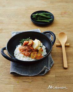 마 명란 비빔덮밥