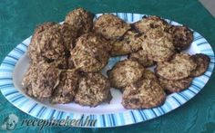 Paleolit variálható alaprecept recept fotóval Paleo, Keto, Atkins, Muffin, Herbs, Cookies, Breakfast, Food, Crack Crackers
