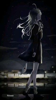 1440x2560 Wallpaper, Wallpaper Animes, Anime Wallpaper Phone, Anime Scenery Wallpaper, Anime Artwork, Animes Wallpapers, Sad Anime Girl, Manga Anime Girl, Anime Chibi