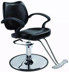 silla sillon hidraulica barberia peluqueria salon estetica
