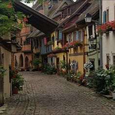 село Еґісайм на північному сході Франції, Верхній Рейн, Ельзас | Eguisheim, Haut-Rhin, Alsace   #france #world #europa #travel #alsace #amazing #architecture #nofilter #flower #windows #windows_aroundtheworld #like #village #memory #цікаво #квіти #краса #