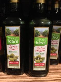 Aceite Nature's Ideal