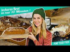 Brot backen in nur 10 Minuten | No-Need-To-Knead-Bread | Felicitas Then | Pimp Your Food - YouTube