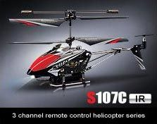 Syma S107C Remote Control Helicopter with Gyro & Camera/Video Recording  Auction